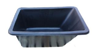 Пластиковый кузов для тележки