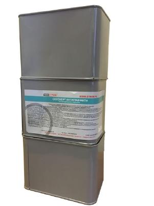 Антивандальное покрытие ПК Стрим Силокор Антиграффити Комплект 6 литров глянцевый