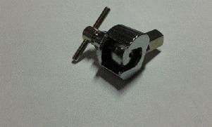 Переходник для пакера с плоской головкой (винтовой)