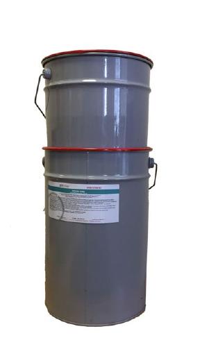 Силокор Гард лак (глянцевый). Комплект 8,9 кг. (основа 6 кг + отвердитель 2,9 кг)