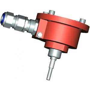 Сигнализатор уровня жидкости с маркировкой взрывозащиты 1Exd(ib)IIBT4 с кабельным вводом